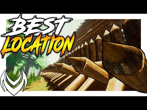 The Forest | BEST BASE LOCATION | MADD Hard 10