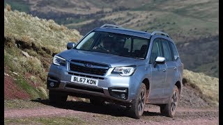 On and off the road in the hugely capable Subaru Forester (sponsored)