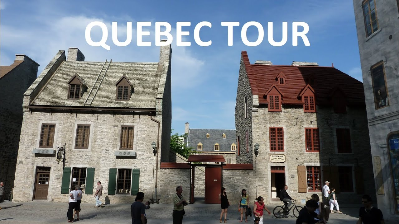 Quebec city tour quebec city attractions doovi for Quebec city places to visit