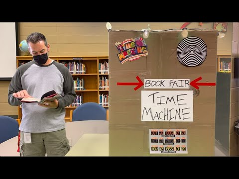 Blue Valley Middle School Book Fair Video