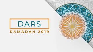 Dars 4 sur 4 Samedi 1er Juin 2019