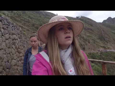 Peru 2017 - Contiki Incan Panorama