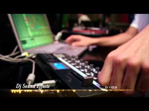 ▶DJ Sound Effects - Download Efx - Sampler - VOCALS - HORNS - SIRENS - LASERS - Movie Sound FX