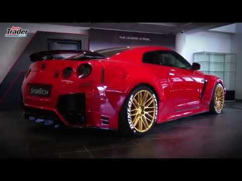 Prior Design Widebody Nissan GT-R by Sportech Cars