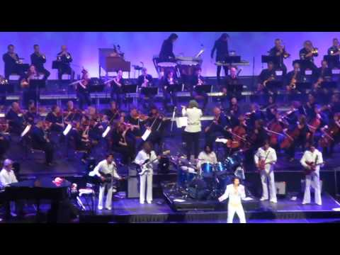 Elvis Experience and Québec Symphonic Orchestra.2017