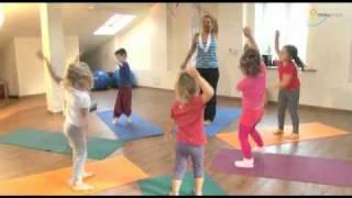 Йога для детей(Поддерживать здоровье ребенка, развивать гибкость и выносливость, умение концентрировать внимание необхо..., 2010-11-29T11:50:48.000Z)