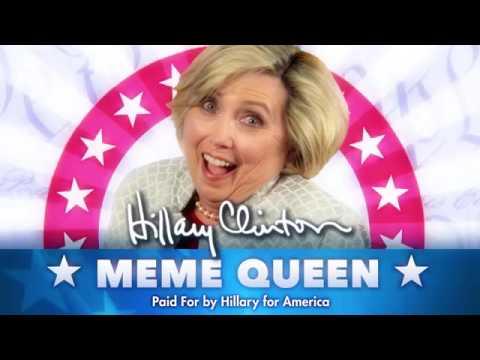 hqdefault hilary clinton meme queen youtube,Hillary Clinton Dank Memes