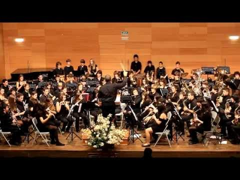 Charleston - Banda juvenil del conservatorio de musica de A Coruña.