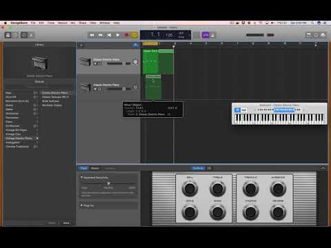 Unity3d Background Game Music With Garage Band!