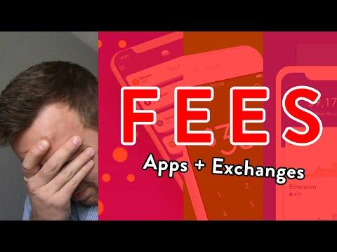 Coinbase, Cash App, Kraken Bitcoin Fees