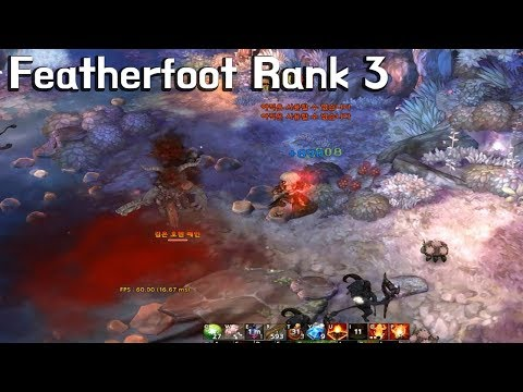 [TOS] Featherfoot Rank 3
