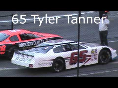 Evergreen Speedway Super Late Model 100 Lap Feature 1April'17