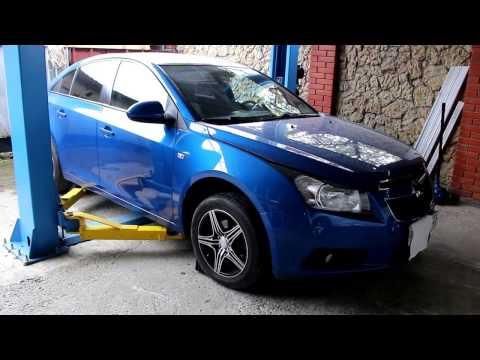 Фото к видео: Chevrolet Cruze F18D4 Шевроле Круз 2011 года Замена фазорегуляторов и ремня ГРМ 1 часть