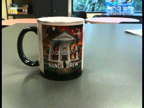 Nancy Drew Merchandise: The Magic Mug | Nancy Drew Games | HeR Interactive