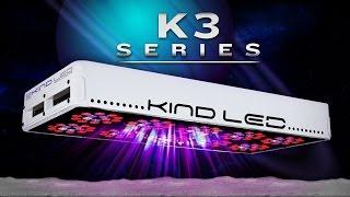 KIND LED K3 Series Full Indoor Spectrum Grow Light