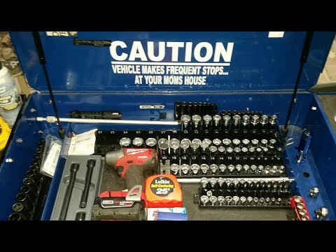 Beer Stud's Kobalt 39″ 2 Drawer Utility Cart