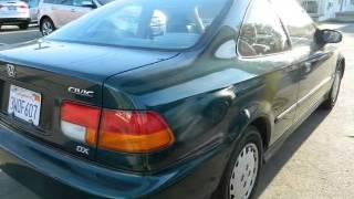 Video 1997 Honda Civic - San Mateo CA download MP3, 3GP, MP4, WEBM, AVI, FLV September 2018