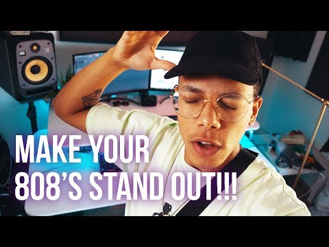 HOW TO MAKE TRAP BEAT 808'S STAND OUT!! (FL Studio 12 808 Tutorial)
