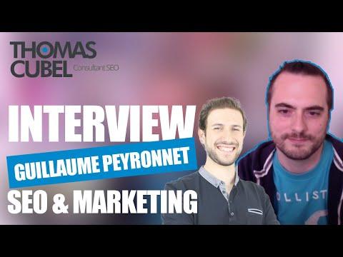 [Podcast EP.23] Guillaume Peyronnet - Yourtext.guru, pub et profils SEO