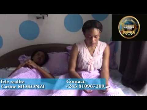 Carine mokonzi et Grace Temo TELE REALITE BOTALA TONGO NA BANGO 1é episide
