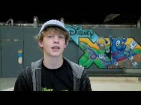disney xd zeke and luther trick challenge