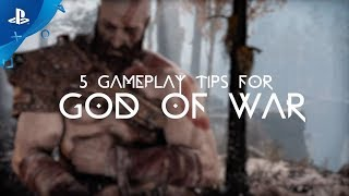 5 Tips for God of War | PS4