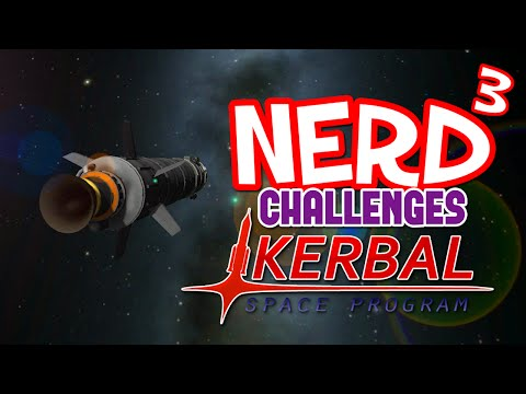 Nerd³ Challenges... KSP - The Great Insurance Scam