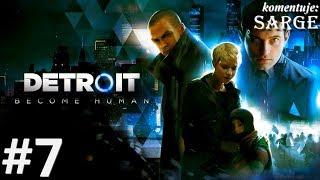 Zagrajmy w Detroit: Become Human [PS4 Pro] odc. 7 - W poszukiwaniu schronienia