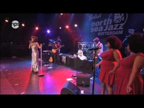 """""""I Try"""" - Macy Gray, North Sea Jazz Festival 07/11/2010"""