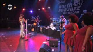 """I Try"" - Macy Gray, North Sea Jazz Festival 07/11/2010"