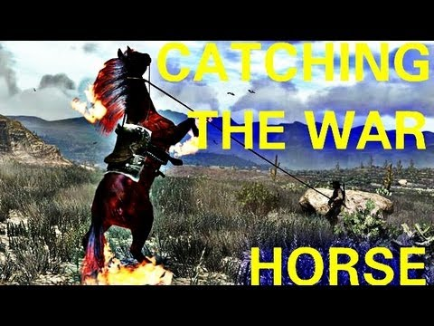 Red Dead Redemption Undead Nightmare Mythical Creatures War Horse