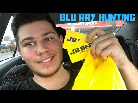 JB-HIFI Gift Cards - Blu Ray Hunting