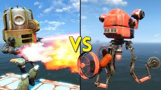 Fallout 4 -  50 MR. FROTHIES vs 50 DRINKIN' BUDDIES - Battles #50