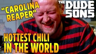 Download Video Eating World's Hottest Pepper - HUGE FAIL - Carolina Reaper Challenge MP3 3GP MP4