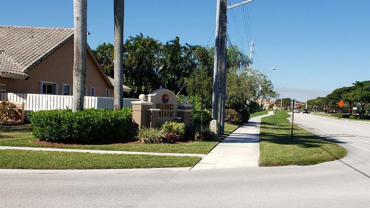 Comunidad Spring Valley - Pembroke Pines, FL - YouTube