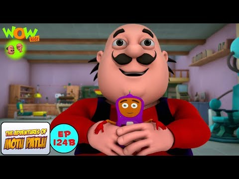 Motu Ka Smart Phone - Motu Patlu in Hindi