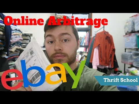 Make Money Doing Online Arbitrage | Buying and Selling on Ebay | Tips