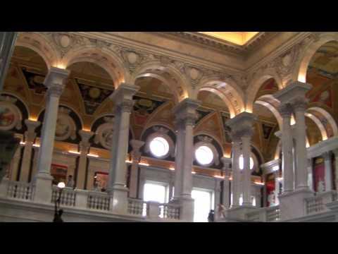 Washington DC. Library of Congress.