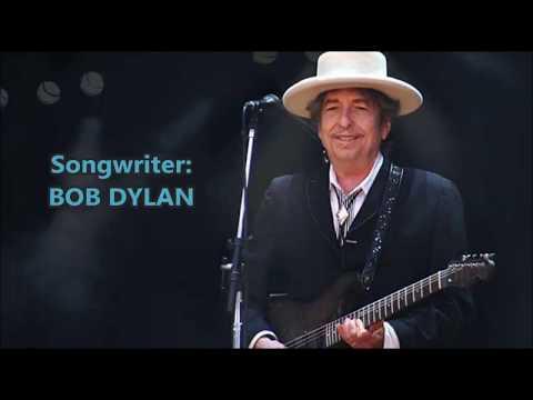 Blowin' in the wind - Bob Dylan (Original Songwriter & Singer)