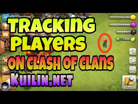 Tracking Players On Clash Of Clans. How To Track Players Check Out Here!!