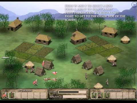 Rome Flash Game