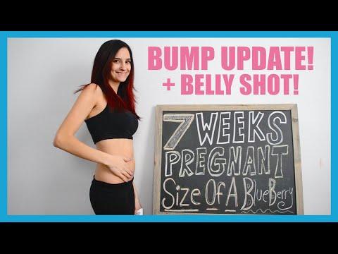 7 WEEKS PREGNANT   Bleeding, Miscarriage...