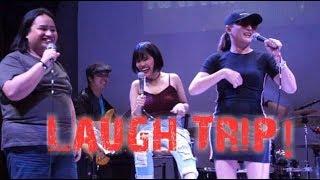 LAUGH TRIP sa MUSICHALL! - Katrina Velarde, Ton Soriano, Iyah Mina (November 14, 2018) #HD720p