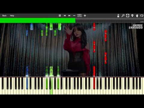 [Piano Duet] AOA - Bing Bing