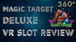 360º Slot Machine Magic Target Deluxe (Wazdan Slot Review)