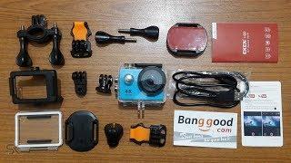 Eken H9R 4K Ultra HD Action Camera Review and Unboxing - SAK!!!