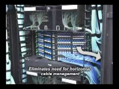 Panduit Quicknet Cable System Flv Youtube