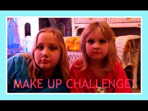 RAHRAH VS. FARRAH! | MAKE UP CHALLENGE, GONE WRONG!!! | rahrah.smyles