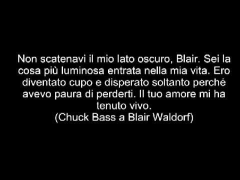 Le Piu Belle Frasi Di Gossip Girl Chuck Bass Youtube