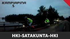 600 km pyörällä: Helsinki - Satakunta - Helsinki -brevetti